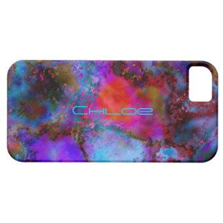 El smartphone de Chloe encajona la cubierta Funda Para iPhone SE/5/5s