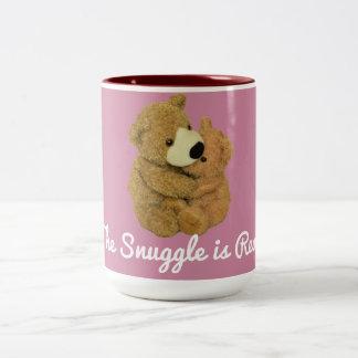 El Snuggle es taza real