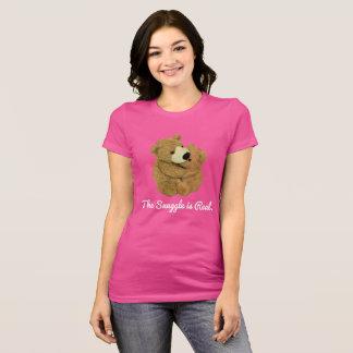 El Snuggle es te real Camiseta