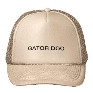 El sombrero de un camionero gorro