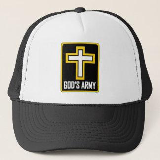 """El sombrero del ejército """"de dios infame"""""""