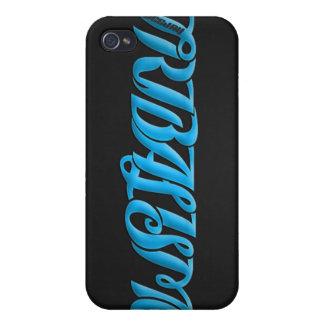 El SONIDO de Tribalismo iPhone 4/4S Carcasas