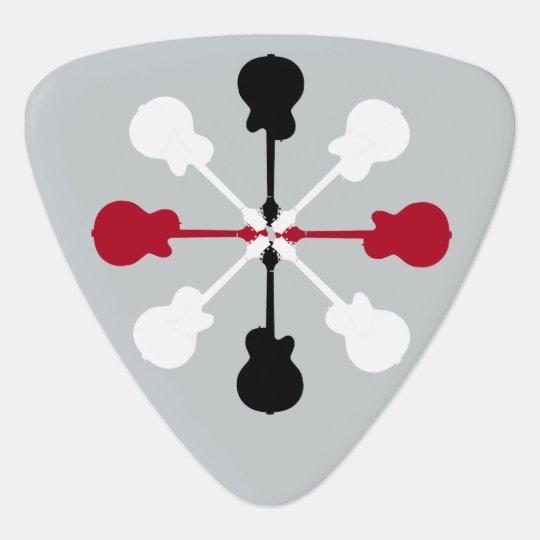 el sonido de una guitarra