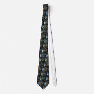 El soplar de cristal creativo corbatas