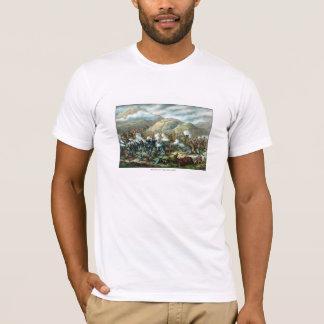 El soporte pasado de Custer Camiseta