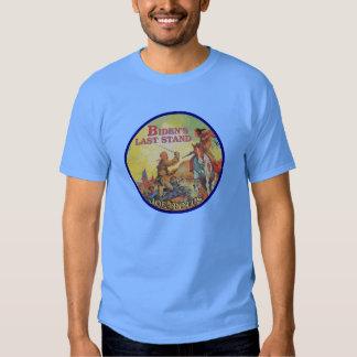 El soporte pasado de Joe Biden Camiseta