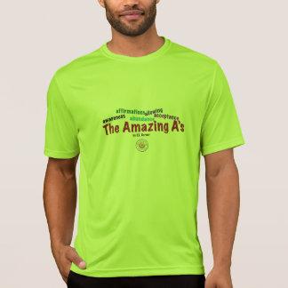 El sorprender como camiseta del Deporte-Tek de los