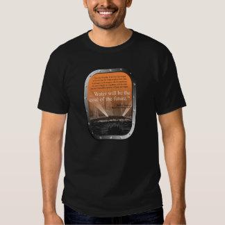 El SP riega… el carbón del futuro - camiseta