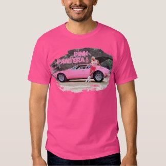 El Special rosado del fiesta de Pantera Camisas