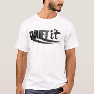 """El ST """"lo deriva"""" camisa"""