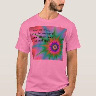 el starburst de la aguamarina, no es ningún wi de camiseta