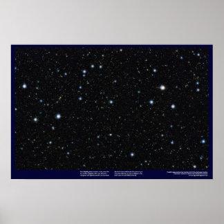 ¡El starfield más ancho, profundo nunca, usando la Poster