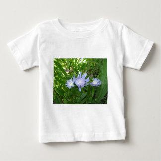 El Stokesia, alimenta el aster Camiseta De Bebé