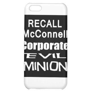 El subordinado del aceite de Mitch McConnell Koch