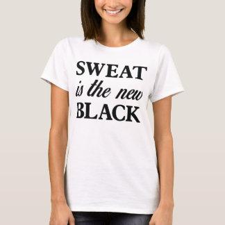 El sudor es la nueva camiseta negra