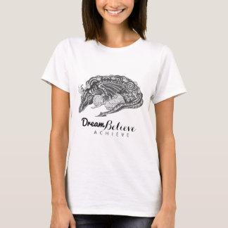 El sueño de la momia el | del dragón cree alcanza camiseta