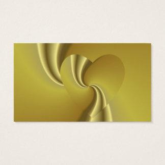 El sueño de oro del amor - amor en disfraz tarjeta de negocios