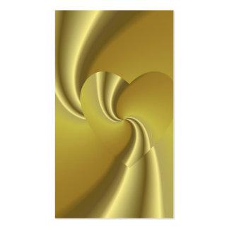 El sueño de oro del amor - amor en disfraz tarjetas de visita