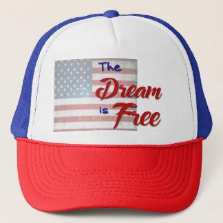 El sueño es gorra libre