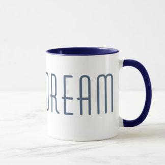 El SUEÑO inspiró la taza de café
