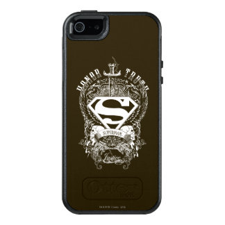 El superhombre Stylized el honor del |, la verdad Funda Otterbox Para iPhone 5/5s/SE