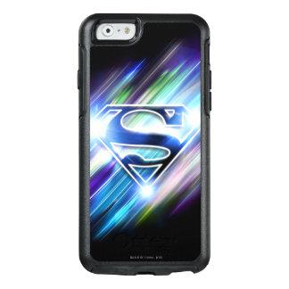 El superhombre Stylized el logotipo brillante de Funda Otterbox Para iPhone 6/6s
