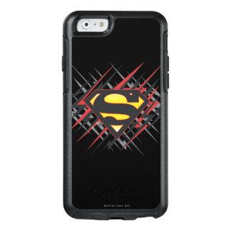 El superhombre Stylized el | logotipo de las Funda Otterbox Para iPhone 6/6s