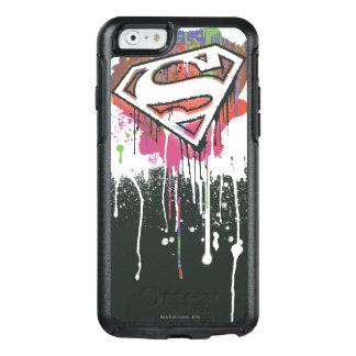 El superhombre Stylized el logotipo torcido el | Funda Otterbox Para iPhone 6/6s