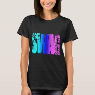 El SWAG colorea la camiseta