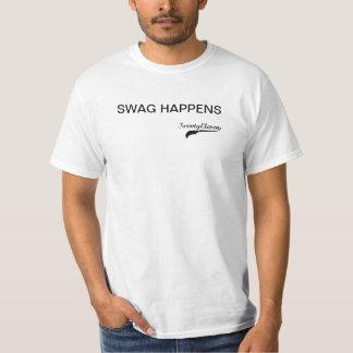 El Swag sucede Camisas