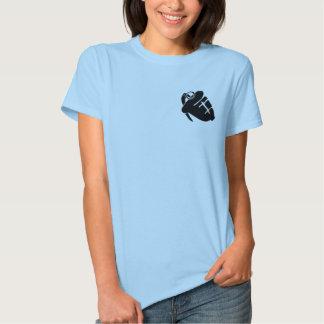 el T de las mujeres de la granada de la bellota Camiseta