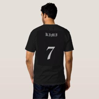 El t-shrirt del Iceman (Kimi Raikkonen) Camiseta