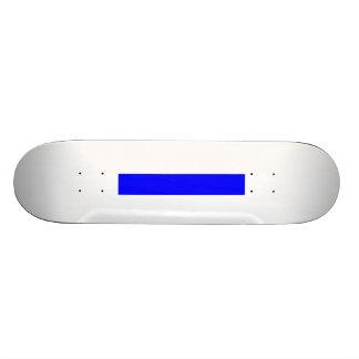El tablero del patinador crea su propio azul del monopatín 18,4 cm