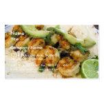 El Tacos de Shimp abona los aguacates de los Burri Tarjeta Personal