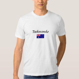 El Taekwondo Australia Camisas