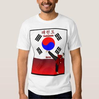 El Taekwondo Camisas