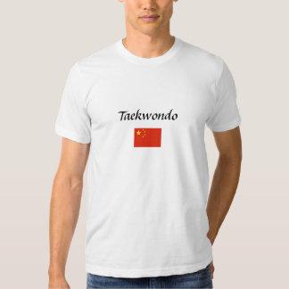 El Taekwondo China Camisas
