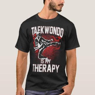 El Taekwondo es mi camiseta divertida de la