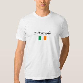 El Taekwondo Irlanda Camiseta