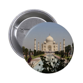 El Taj Mahal 2 Chapa Redonda 5 Cm