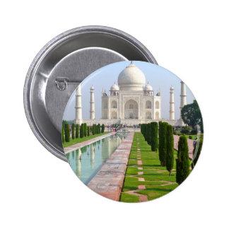 El Taj Mahal 3 Chapa Redonda 5 Cm
