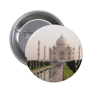 El Taj Mahal 4 Chapa Redonda 5 Cm