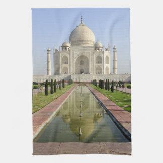 El Taj Mahal, Agra, Uttar Pradesh, la India, Toallas De Mano
