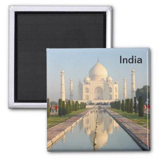 El Taj Mahal, monumento histórico famoso de A Imanes