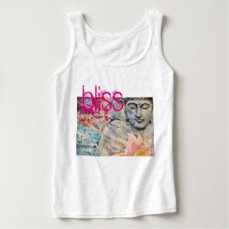 El tanque de las mujeres del arte de la acuarela camiseta con tirantes