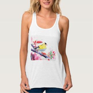 El tanque de las mujeres del Birdsong Camiseta Con Tirantes