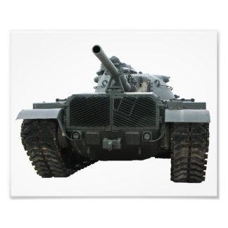 El tanque de M60 Patton Fotografia