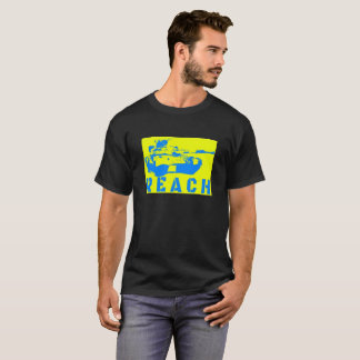 el tanque del alcance camiseta