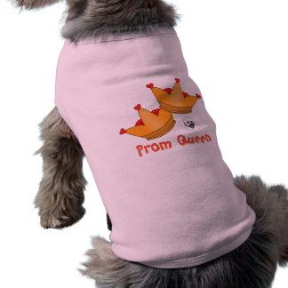 El tanque del mascota del diseño de la reina de