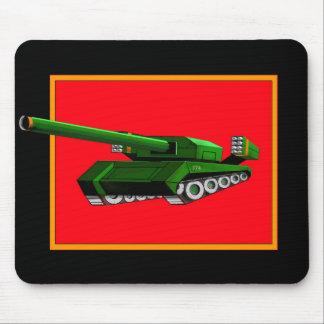 El tanque Mousepad Alfombrilla De Ratón